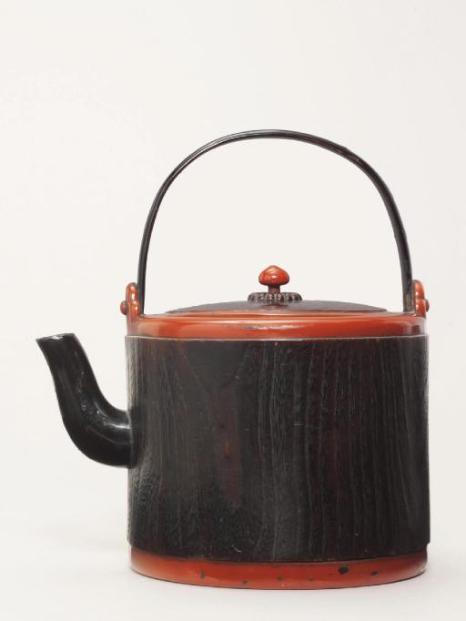 A negoro yuto [water pot]