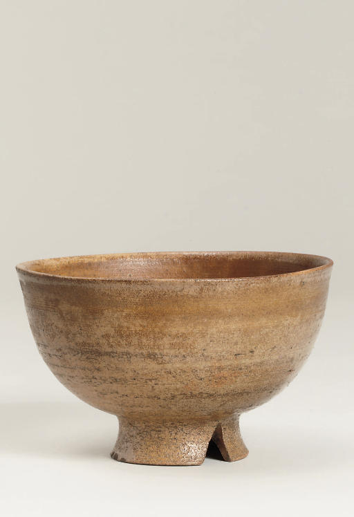 A Higo chawan [tea bowl]