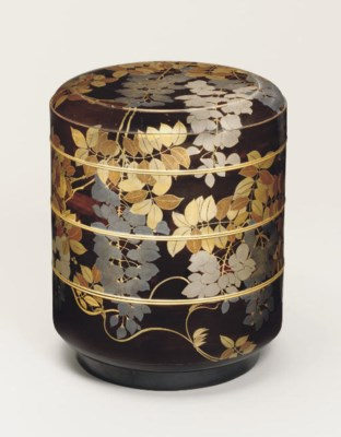 A jubako [picnic box]