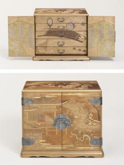 A Kodansu small chest