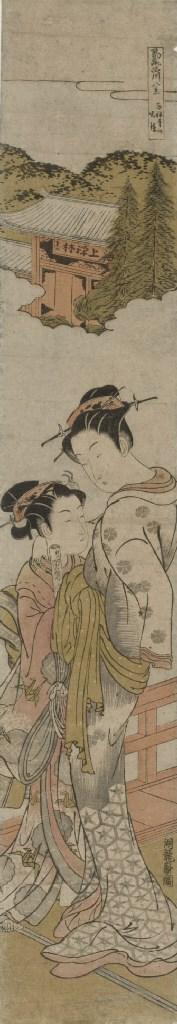 ISODA KORYUSAI (Fl. 1764 - 178