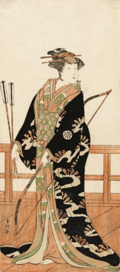 KATSUKAWA SHUNKO (1743 - 1812)
