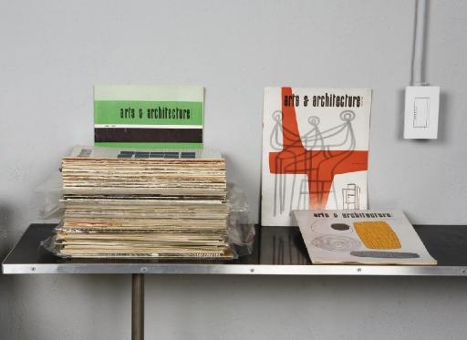 LITERATURE: ARCHITECTURE AND D