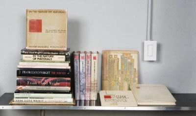 LITERATURE: FRANK LLOYD WRIGHT