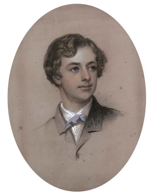 ALESSANDRO OSSANI (FL. 1857-18