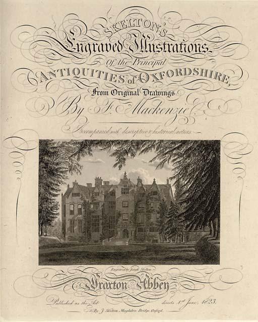 SKELTON, Joseph.  Engraved Ill