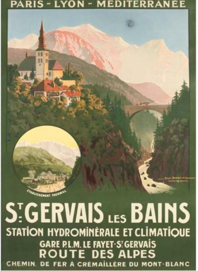DORIVAL, Georges S (1879-1968)