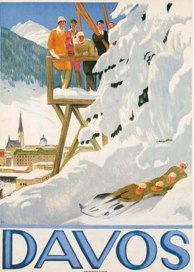 CARDINAUX, Emil (1877-1936)