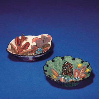 A BUTTERFLY BOWL