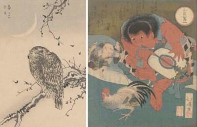 Totoya Hokkei (1780-1850, a su