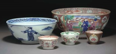 A selection of Chinese ceramic