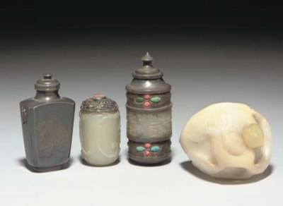 A Group of Chinese snuff bottl