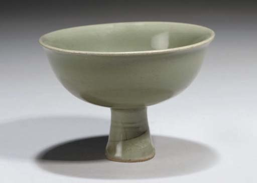 A Chinese 'Longquan' celadon s