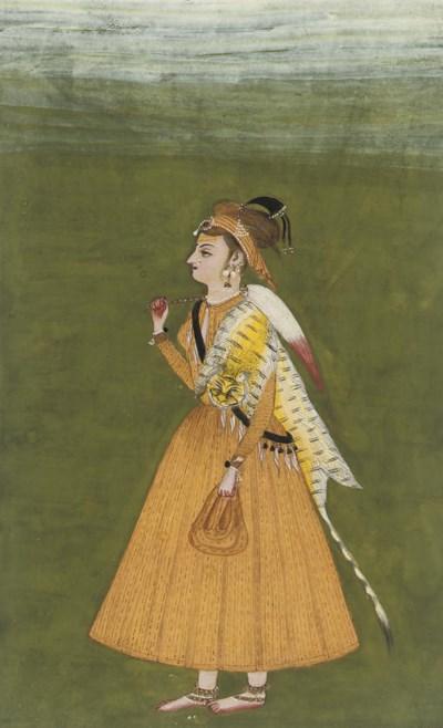 A MENDICANT, RAJASTHAN, 1740