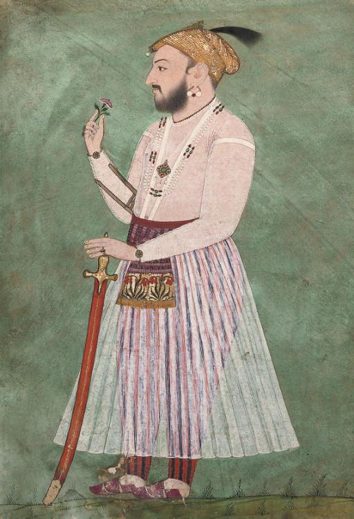 PORTRAIT OF A MUGHAL PRINCE, I