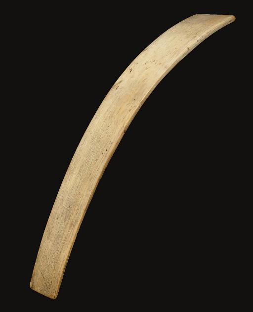 An ivory Hu Tablet, 16th/17th