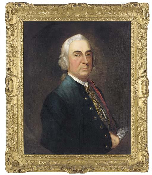 Nathaniel Brown (British, fl.1760-1771)