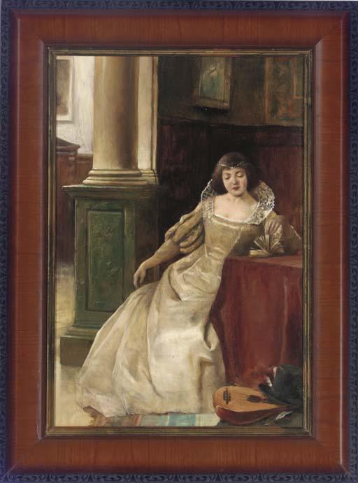 Circle of Alex de Andreis (1880-1929)