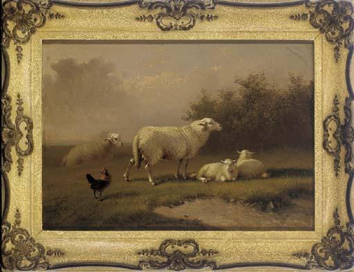 After Eugene Joseph Verboeckhoven