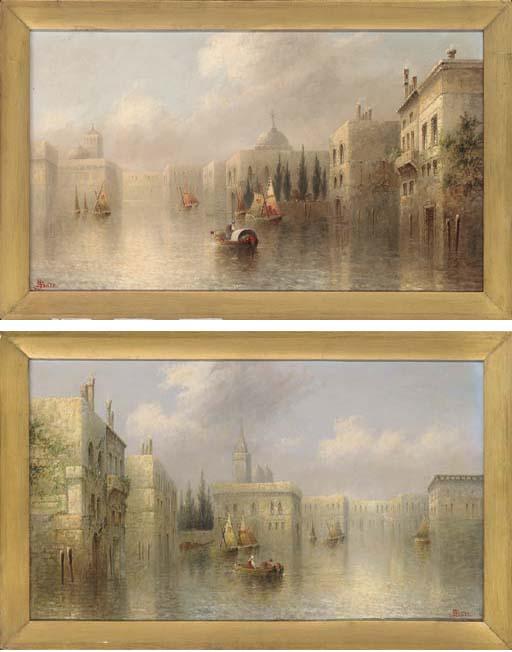 James Salt (BRITISH, 19th Century)