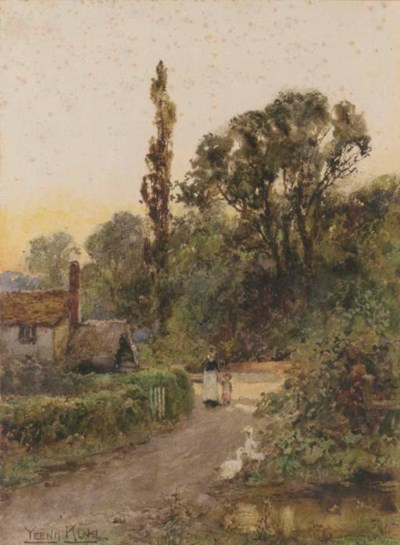 Henry John Yeend King (1855-19