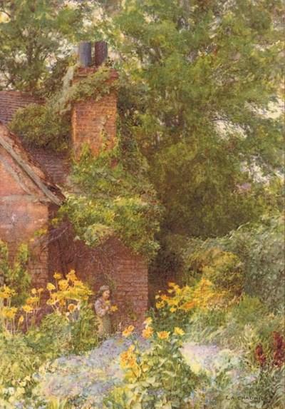 Ernest Albert Chadwick (1876-1