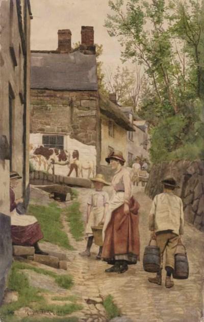 Ralph Todd (1856-1932)