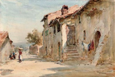 Arthur Gerald Ackermann, R.I.