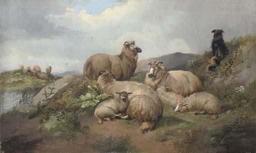 Alfred Morris (British, 1853-1
