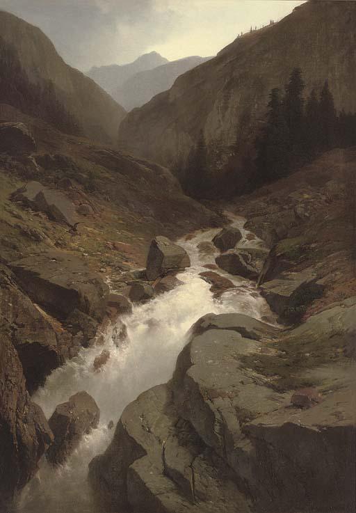 Dedo Carmiencke (German, 1840-