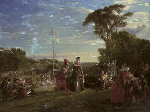 Charles Robert Leslie, R.A. (1794-1859)