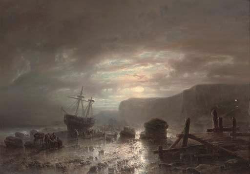 Louis de Winter (Belgian, 1819