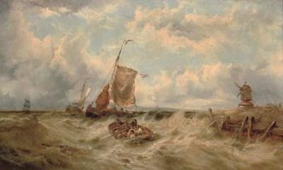 James Burrell (fl.1863-1868)