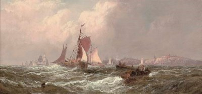 William Thornley (fl.1859-1898