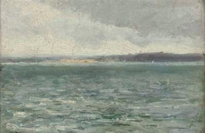 Julius Olsson, R.A., R.S.M.A.,
