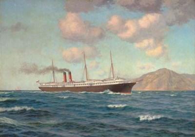 Marx Reese (Danish, 1881-1959)
