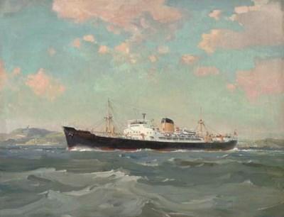 Leslie Arthur Wilcox, R.I., R.