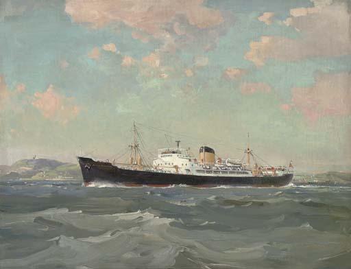 Leslie Arthur Wilcox, R.I., R.S.M.A. (1904-1982)
