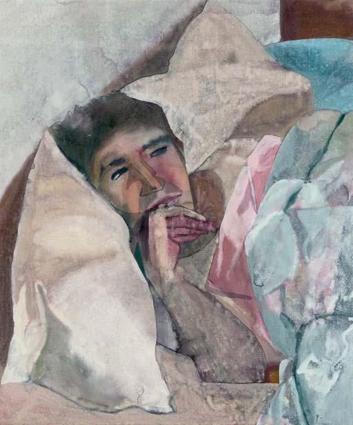 Timothy Behrens (b. 1937)