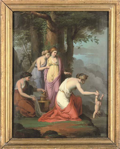 Manner of Jaques-Louis David