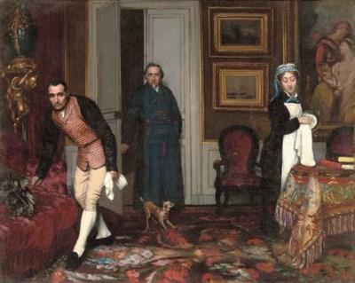 Paul Grolleron (French, 1848-1