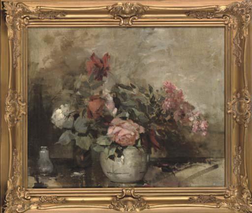 Alice Mary Burton, R.B.A. (Bri