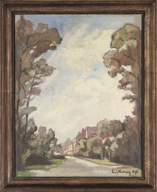 Louis Wuillem (Belgian, 1888-1