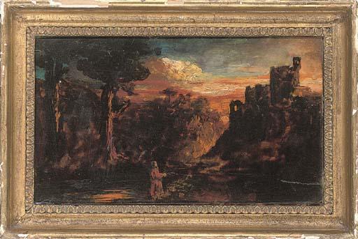 Circle of Samuel Palmer (1805-