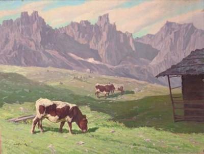 Rudolf Jelinek (AUSTRIAN, 1880
