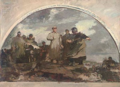 Valeri Pimenov (Russian, b.192