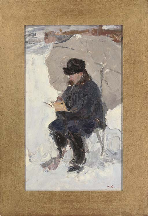 Ivan Varichev (RUSSIAN, b.1924