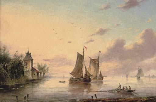 Gerardus Hendriks (Dutch, 1804-1859)