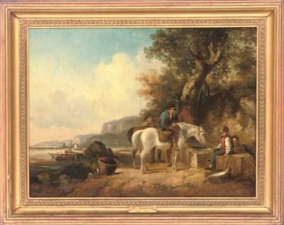 Circle of William Shayer (1788