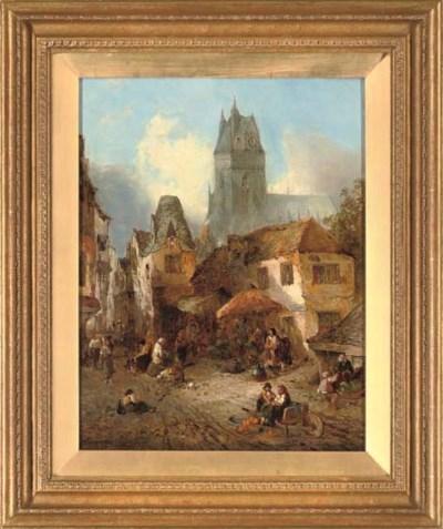 Alfred Montague (BRITISH, 1832